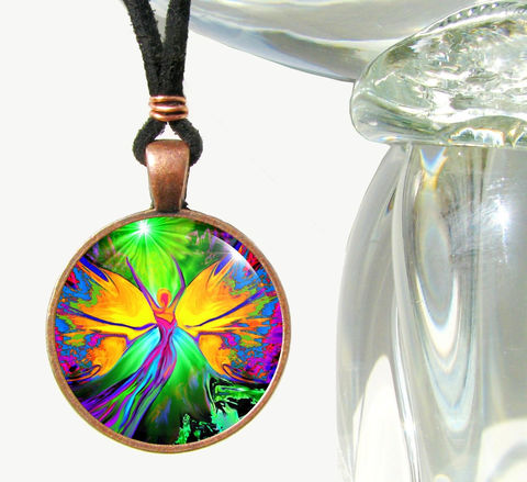 Unique,Jewelry,,Rainbow,Angel,Pendant,Necklace,,Reiki,From,Dark,to,Light, metaphysical, rainbow, abstract, necklace, pendant, pendant necklace, reiki, healing, energy, spiritual, jewelry, meditation, chakras, angel, yoga,