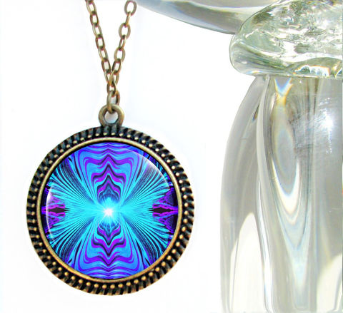 Purple,Teal,Chakra,Jewelry,,Reiki,Energy,Necklace,,Wearable,Art,Intuitive,Truth,chakra, chakra jewelry, chakra necklace, chakra pendant, reiki, reiki jewelry, reiki necklace, reiki pendant, reiki healing, reiki energy healing, energy healing, pendant, necklace, jewelry, spiritual jewelry, spiritual necklace, energy jewelry,