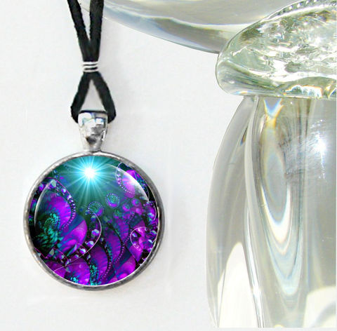 Purple,Art,Necklace,,Chakra,Jewelry,,Reiki,Healing,Worlds,Within,Worlds, art jewelry, teal necklace, purple pendant, energy healing, reiki, chakras, pendant necklace, handmade, fantasy, healing, energy, spiritual, jewelry, hippie, boho, bohemian, festival, chic, new age, psychedelic, metaphysical, abstract, meditation, chakra