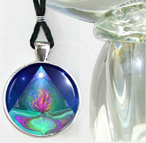Violet,Flame,Necklace,,Reiki,Energy,Jewelry,Mystic,Pyramid, pyramid, necklace, pendant, pendant necklace, reiki, healing, energy, spiritual, jewelry, chakras, hippie, boho, bohemian, festival, chic, new age, psychedelic, metaphysical, blue, purple, teal, abstract, meditation, angel, yoga, alternative hea