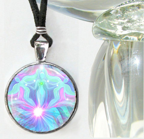 Angel,Energy,Jewelry,,Metaphysical,Art,,Lightworker,Reiki,Necklace,Divine,Feminine, necklace, pendant, pendant necklace, reiki, healing, energy, spiritual, jewelry, chakras, hippie, boho, bohemian, festival, chic, new age, psychedelic, metaphysical, blue, purple, teal, abstract, meditation, angel, yoga, alternative healing, vis