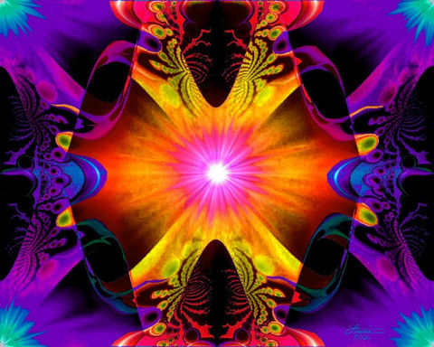 Psychedelic,Art,Print,,Chakra,Decor,,Reiki,Energy,Healing,Wall,Print,Awakening,Kundalini,abstract art, kundalini art, psychedelic art, primal painter, primalpainter, twin flames, twin souls, violet flame healing, violet flame, chakra art, reiki art, visionary art, rainbow art, angel art, digital art, yoga room, meditation, sp