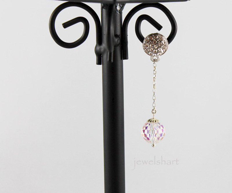 Long Elegant Bridal Earrings - product images  of