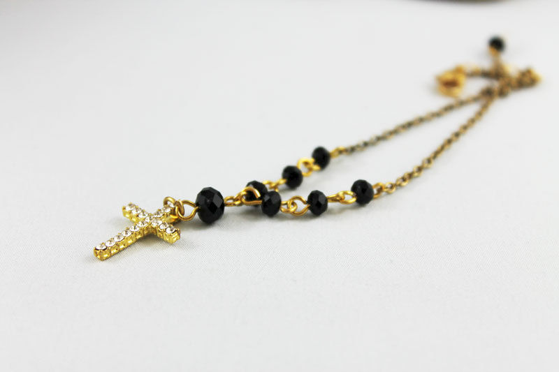 Brass Dragonfly Anklet - product images  of