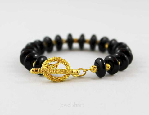 Black,Beaded,Gold,Memory,Wire,Bangle,Jewelry,Bracelet,black__bracelet,memory_wire,wire_bangle,beaded_bracelet,simple_bracelet,everyday_bracelet,bangle_bracelet,beaded_bangle,bead_bracelet,wire_bracelet,black_bangle,toggle_clasp,fashion_jewelry