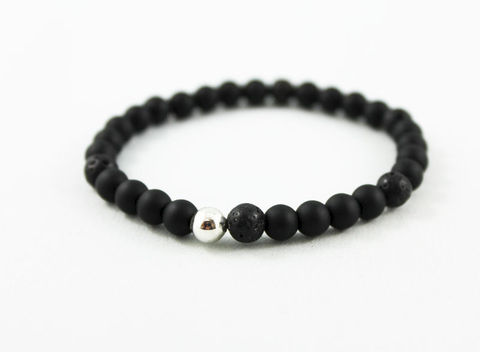 Mens,Black,Onyx,Lava,Bead,Bracelet,Jewelry,Beaded,onyx_bracelet,stacking_bracelet,black_bracelet,beaded_bracelet,stretch_bracelet,stretchy_bracelet,mens_bracelet,bead_bracelet,unisex_bracelet,mens_black_onyx,lava_bead_bracelet,matte_onyx_bracelet,womens_onyx,onyx beads,lava beads