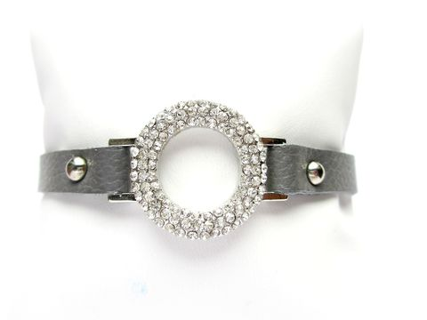 Leather,Rhinestone,Bracelet,leather bracelet,Rhinestone Bracelet,beaded bracelet,leather strap bracelet,Rhinestone Connector Bracelet