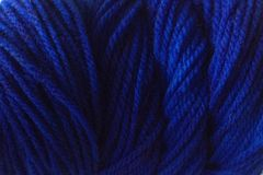 True,Blue,Hand,Dyed,Merino,Wool,Yarn,DK,/,Sport,Weight,Hand Dyed Merino Wool Yarn DK / Sport Blue