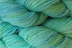 Ocean,Tide,Hand,Dyed,Merino,Wool,Yarn,Worsted,Weight,Hand Dyed Merino Wool Yarn Worsted Weight Aqua Blue Green