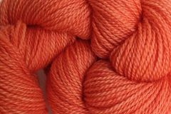 Little,Orange,Hand,Dyed,Merino,Wool,Yarn,Lace,Weight,Hand Dyed Merino Wool Yarn Lace Weight Orange