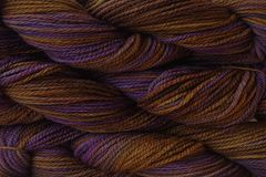 Mocha,Bean,Hand,Dyed,Merino,Wool,Worsted,Weight,Hand Dyed Merino Wool Yarn Worsted Weight Brown Purple