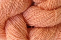 Melon,Orange,Hand,Dyed,Merino,Wool,Yarn,Lace,Weight,Hand Dyed Merino Wool Yarn Lace Weight Orange