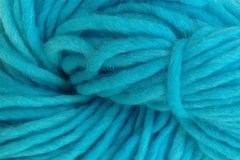 Frost,Blue,Hand,Dyed,Wool,Pencil,Roving,Hand Dyed Merino Wool Yarn Pencil Roving Turquoise Blue Bulky Weight