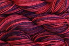 Hard,Candy,Hand,Dyed,Merino,Wool,Worsted,Weight,Hand Dyed Merino Wool Yarn Worsted Weight Pink Purple Red