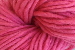 Candy,Pink,Hand,Dyed,Wool,Pencil,Roving,Hand Dyed Merino Wool Yarn Pencil Roving Pink Bulky Weight