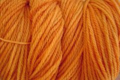 Blossom,Orange,Hand,Dyed,Merino,Wool,Yarn,Worsted,Wt,Hand Dyed Merino Wool Yarn Worsted Weight Orange eweandmeyarns.com