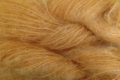 Blossom,Orange,Mohair,Yarn,Fingering,Weight,Hand Dyed Mohair Yarn Fingering Weight Doll Hair Orange eweandmeyarns.com