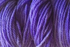 Sea,Purple,Hand,Dyed,Merino,Wool,Yarn,Worsted,Wt,Hand Dyed, Merino Wool Yarn, Worsted Weight, Ultra Violet Purple, Blue Purple, eweandmeyarns.com
