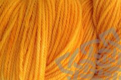 Mama,Orange,Hand,Dyed,Merino,Wool,Yarn,Worsted,Wt,Hand Dyed, Merino Wool Yarn, Knitting Supplies, Marigold Mama, Mama Orange, Juice Orange, Worsted Weight, 2.5 ounces, 75g, eweandmeyarns.com