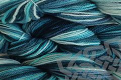 Beach,Glass,Hand,Dyed,Merino,Wool,Yarn,Worsted,Weight,Hand Dyed, Merino Wool Yarn, Worsted Weight, Mint Green, Gray, Mallard Green, Aqua, eweandmeyarns.com