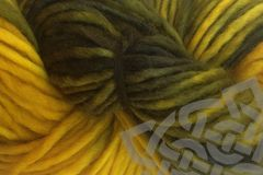 Taxi,Cab,Hand,Dyed,Wool,#5,Bulky,Bulky Yarn, Single Ply Yarn, Quick Knit Yarn, Hand Dyed, Hand Painted Yarn, Cab Yellow, Gray Black, Taxi Cab, eweandmeyarns,com