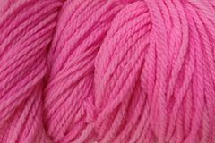 Too,Pink,Hand,Dyed,Merino,Wool,Yarn,Worsted,Weight,Too Pink, Hand Dyed, Merino Wool Yarn, Strong Pink, Worsted Weight Yarn, Bubble Gum Pink, Piggy Pink, Me Too, eweandmeyarns.com