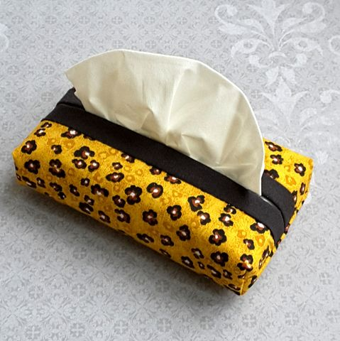 Spotty,Leopard,Boxy,Pocket,Purse,Tissue,Case.,Ecofriendly.,Travel,Cozy.,Fits,Pack.,sewinghappyplace, fabric, tissue, case, pocket, kleenex, cozy, keeper