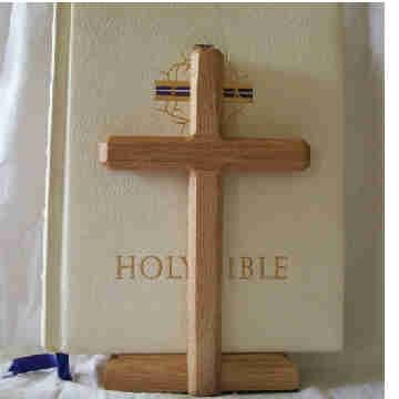 Cross Bible Display Stand Storage SS Woodcraft Stunning Bible Display Stand