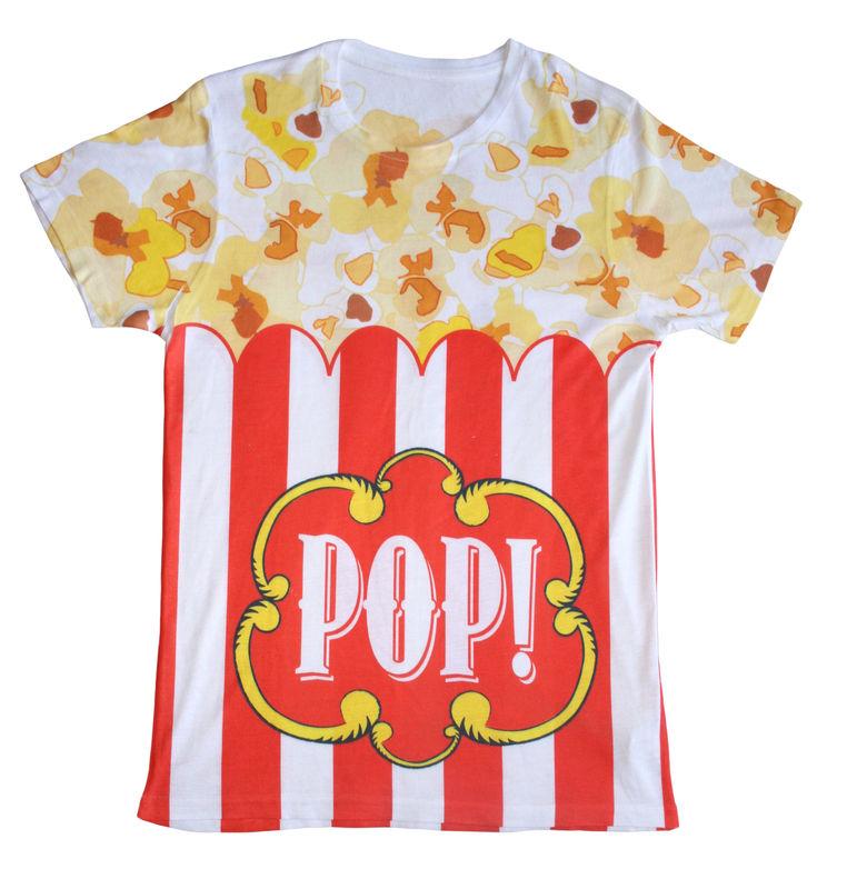 Pop t shirt dazzle jolt for Shirt printing places near me