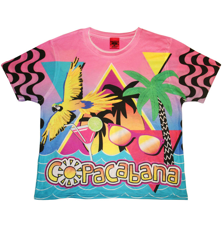 Copacabana T-shirt - product images  of
