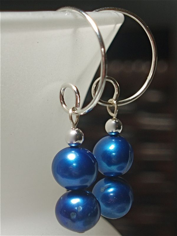 green emily caramel earrings products part rose web terrazzo tea drop bright blue and