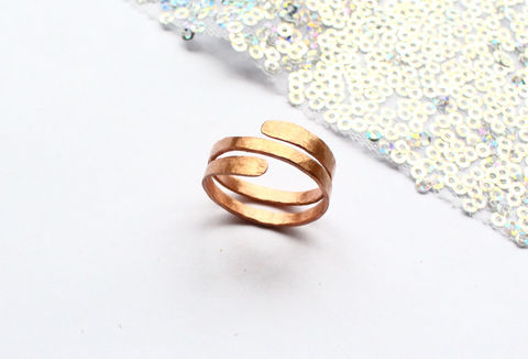 Chunky,Hammered,Copper,Thumb,Ring,for him, for men, thumb ring, pure copper, ring jewelry, ring jewellery, costume jewellery, boho ring, Egyptian ring
