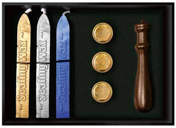 Renaissance,Era,Deluxe,Sealing,Wax,Kit,asst,Celtic,Wicca,Stamps,Sun,Triple,Moon,Knot,-,Gold,Silver,and,Blue,sticks,Celtic Wicca Stamps, Sun, Triple Moon, Celtic Knot, Gold wax, Silverwax, Blue Wax, sealing wax sticks,  Sealing Wax Kit- Purple wax, Wicca Triquetra design-Natural Sealing Wax-Old World Style-Letter writing tools-Stationary supplies-Wedding invitations-ev