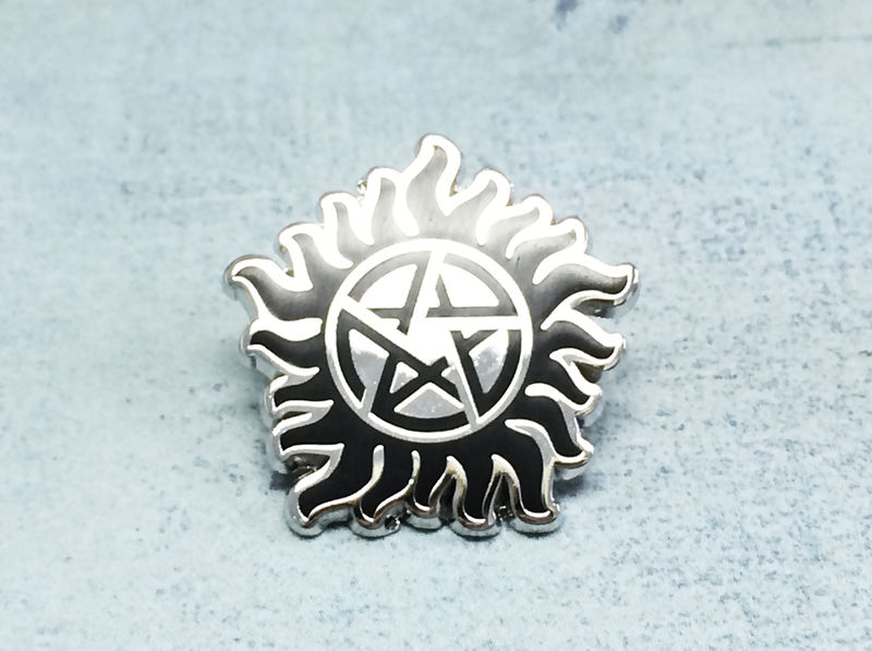 Supernatural Enamel Pin - product images  of