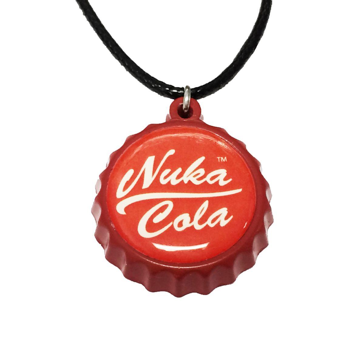 fallout nuka cola bottle cap necklace pinz n thingz