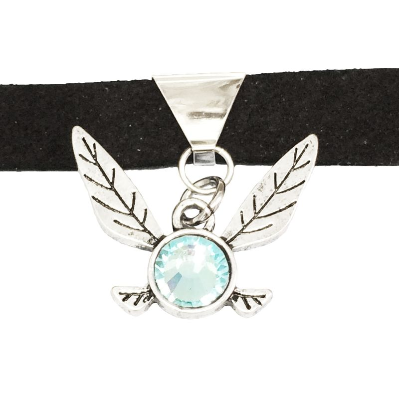 Legend of Zelda Navi Choker Necklace - product images  of