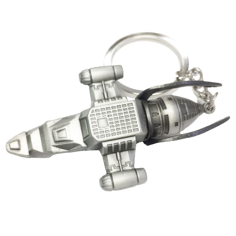 Firefly Serenity 3D Ship Keychain - product images  of