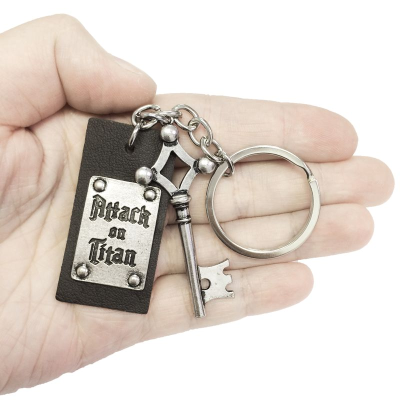 Attack on Titan Eren's Key Keychain - product images  of