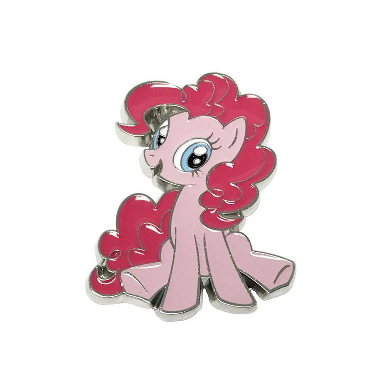 my little pony pinkie pin enamel pin pinz n thingz
