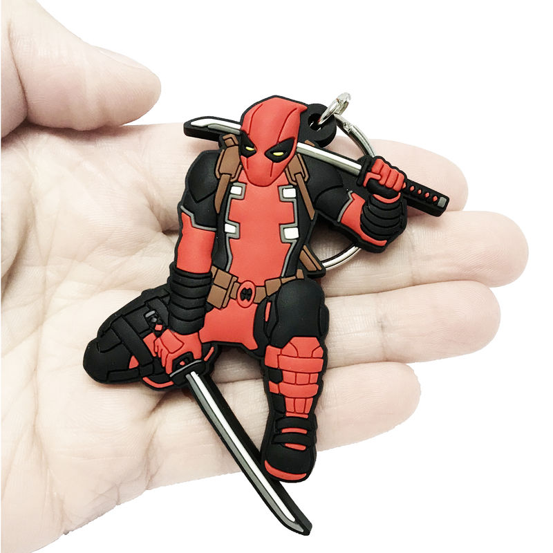 Deadpool Lightweight Keychain - product images  of