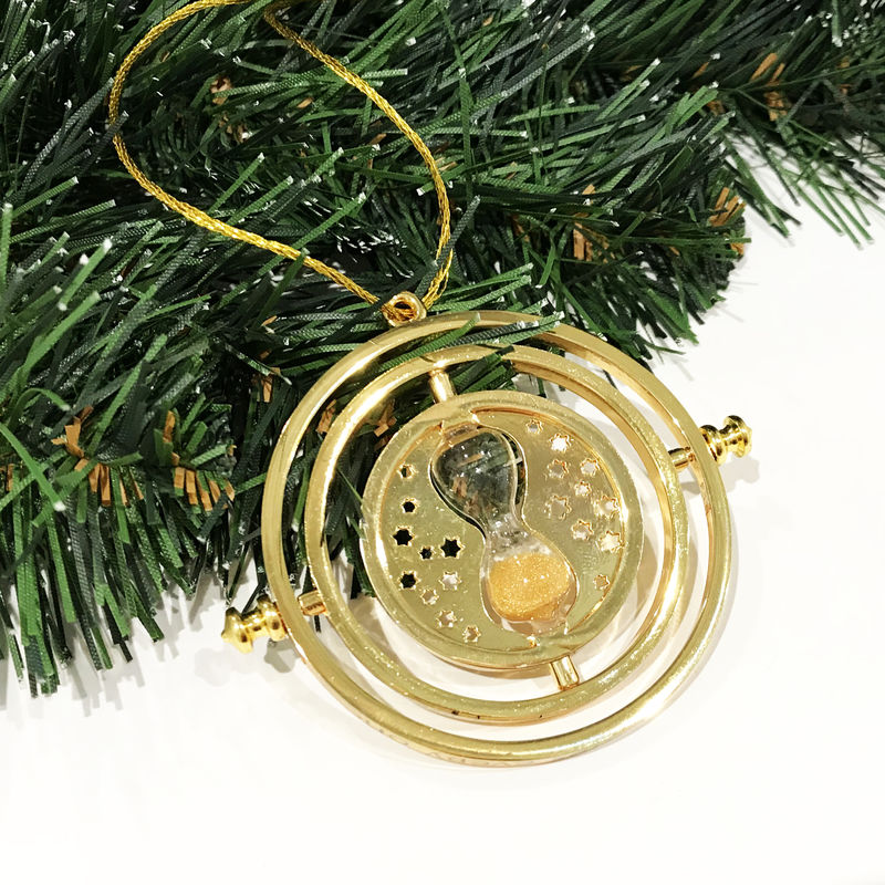 Harry Potter Timeturner Christmas Ornament