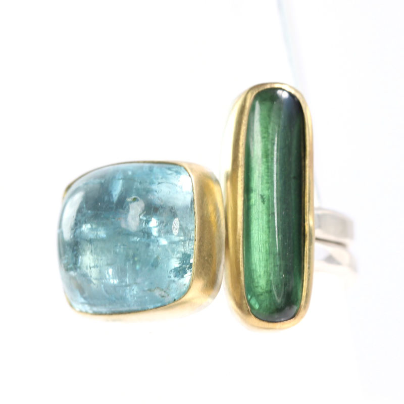 Green Tourmaline Ring - product images  of