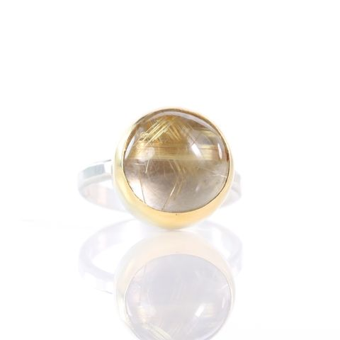 Golden,Rutile,Ring,handmade ring, stacking ring, golden rutile stacking ring, rutilated quartz ring, handmade rutilated quartz jewelry, handmade golden rutile ring, handmade golden rutile jewelry, handmade rutilated quartz ring, unique handcrafted jewelry, handcrafted artis