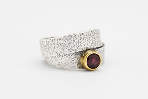 Solo,IV,|,SILVER,Rings,With,Garnet,SILVER Rings With Garnet, silver handmade jewellery