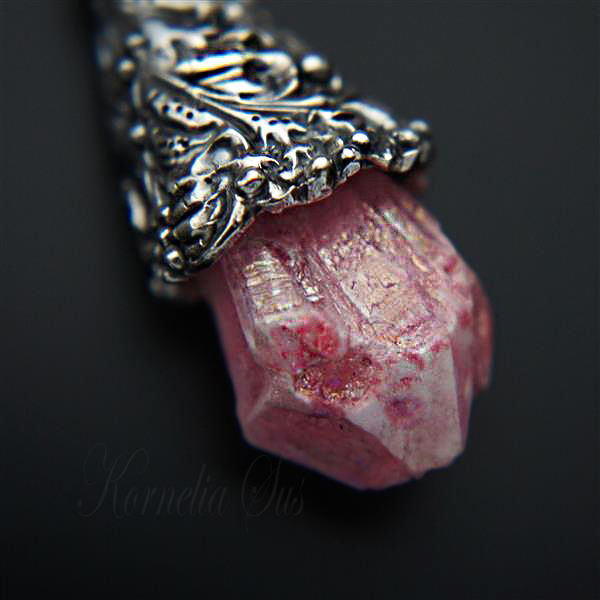 Aurora Of Dawn | QUARTZ PENDANT NECKLACE - product images  of