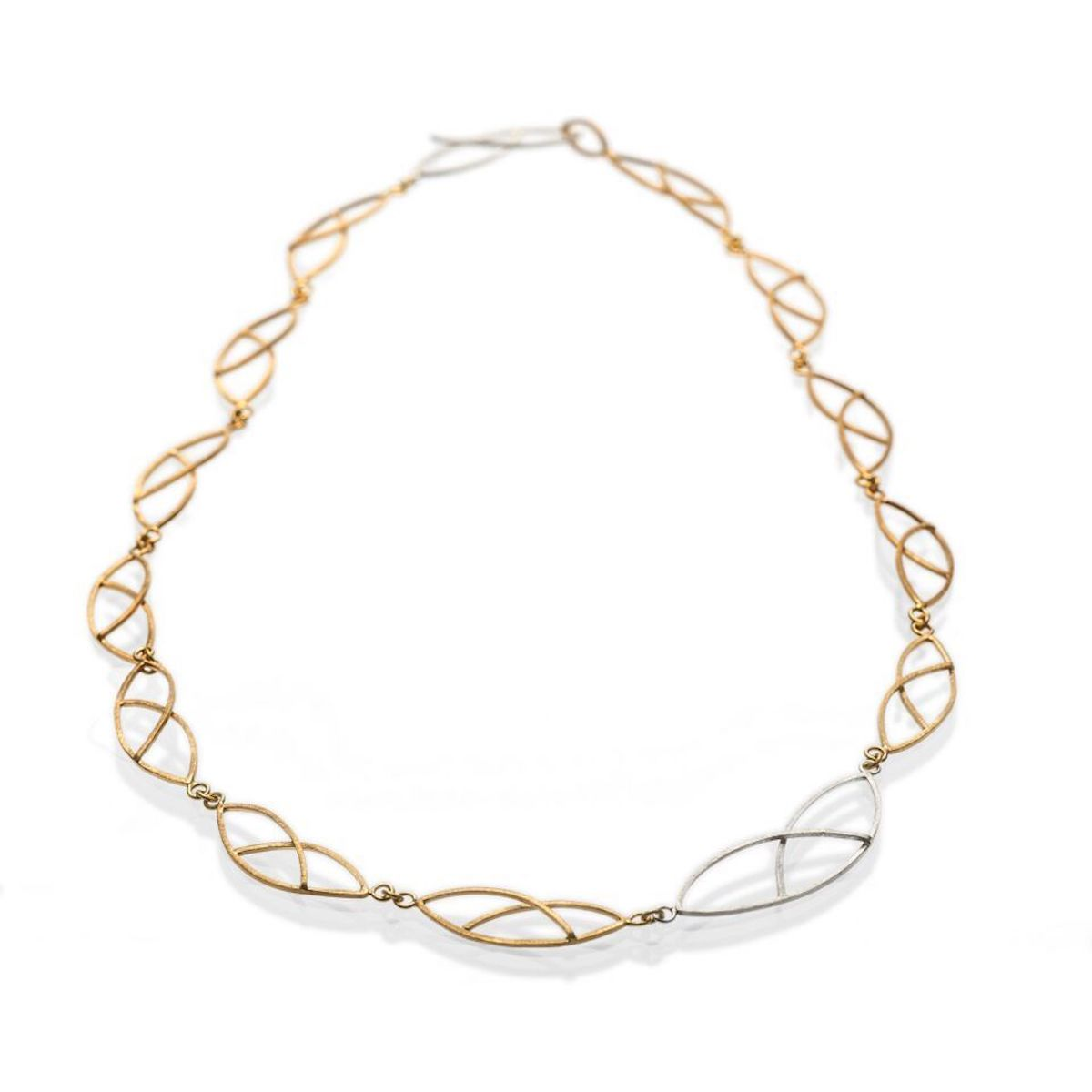NA 3 | GOLD PLATED NECKLACE