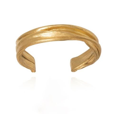 Empress,GOLD,PLATED,SILVER,CUFF,BRACELET,Gold Plated Cuff, silver bracelet, bespoke jewellery store