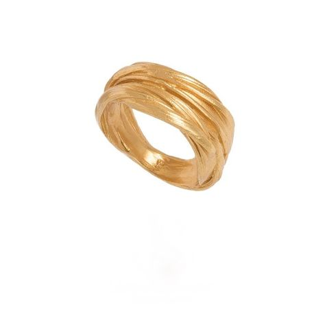 Eden,|,GOLD,PLATED,SILVER,RING,Gold Plated Ring, silver ring, bespoke jewellery store