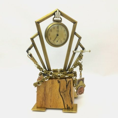Art-Deco,Pocket,Watch,Pocket Watch, Art Deco watch, Westclox, jewellery store London, gift for him