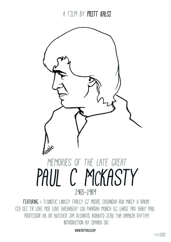 Paul C Movie Poster Limited Edition - product images